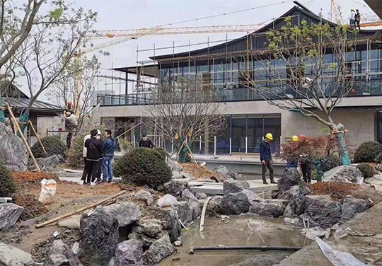 江西园林绿化工程