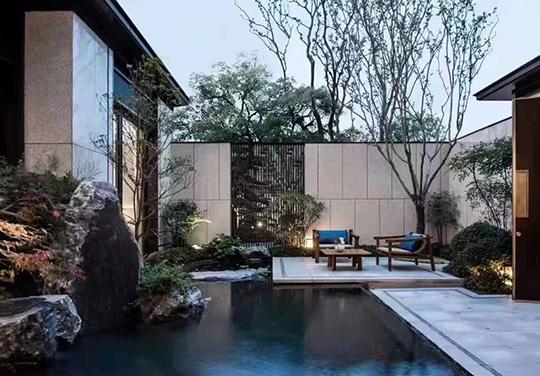 赣州庭院园林景观设计