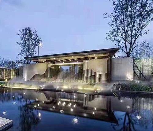 赣州庭院景观设计