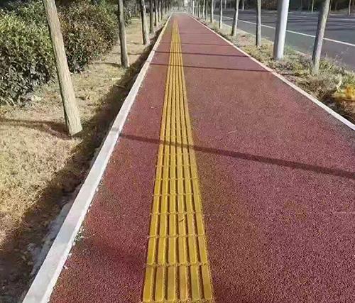 赣州路面透水施工