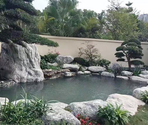 别墅庭院造景